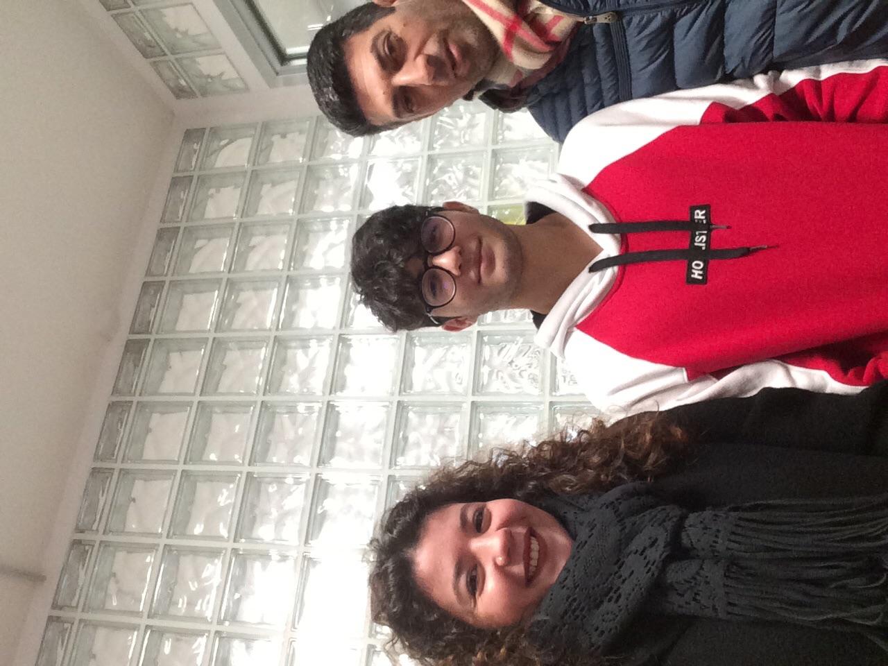 Ludovica, Antonio, Rocco